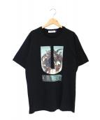 UNDERCOVER(アンダーカバー)の古着「アンソニーU TEE」|ブラック