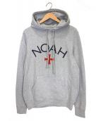 Noah(ノア)の古着「プルオーバーパーカー」|グレー