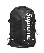 Supreme(シュプリーム)の古着「17SSバックパック」|ブラック