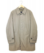 HERNO(ヘルノ)の古着「中綿ステンカラーコート」|ベージュ