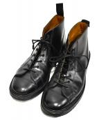 TRICKER'S(トリッカーズ)の古着「モンキーブーツ」|ブラック