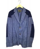 NIGEL CABOURN(ナイジェルケーボン)の古着「マロリージャケット」|ブルー