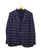 MACKINTOSH PHILOSPHY(マッキントッシュ フィロソフィー)の古着「シグネチャーライン2Bジャケット」|ネイビー