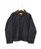 COLIMBO(コリンボ)の古着「N1デッキジャケット」|グレー