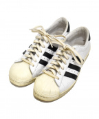 adidas×HYKE(アディダス×ハイク)の古着「スーパースター」|ホワイト