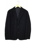 ISSEY MIYAKE MEN(イッセイミヤケメン)の古着「3Bジャケット」|ブラック