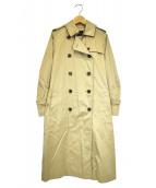 Demi-Luxe BEAMS(デミルクスビームス)の古着「トレンチコート」|ベージュ
