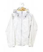 THE NORTH FACE(ザノースフェイス)の古着「スーパークライムジャケット」 ホワイト