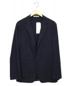 ck Calvin Klein(シーケーカルバンクライン)の古着「2Bジャケット」|ネイビー