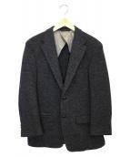 Paul Stuart(ポールスチュアート)の古着「2Bジャケット」|グレー