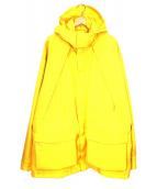 NAPAPIJRI × MARTINE ROSE(ナパピリ × マーティンローズ)の古着「レインフォレストコモンジャケット」|イエロー