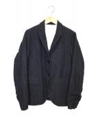 Bergfabel(バーグファベル)の古着「チロルジャケット」|グレー