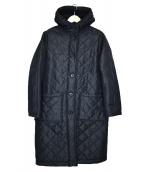 Traditional Weatherwear(トラディショナルウェザーウェア)の古着「グランジロング」|ブラック