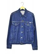 CarHartt(カーハート)の古着「デニムジャケット」|インディゴ