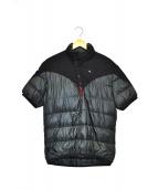 KLATTERMUSEN(クレッタルムーセン)の古着「イードゥンティーダウンジャケット」|ブラック