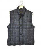 MOORER(ムーレー)の古着「ベスト」 グレー