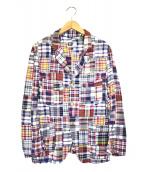 Engineered Garments(エンジニアードガーメンツ)の古着「ジャケット」|マルチカラー