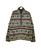 Patagonia(パタゴニア)の古着「90'Sリバーシブルグリセード」|グリーン