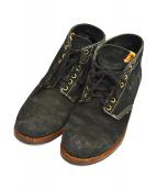 VISVIM(ヴィスヴィム)の古着「ブーツ」|ブラック