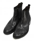 WOLVERINE(ウルヴァリン)の古着「1000マイルサイドゴアブーツ」|ブラック