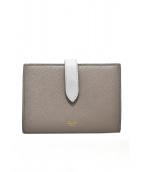 CELINE(セリーヌ)の古着「2つ折り財布」|グレー