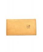 IL BISONTE(イルビゾンテ)の古着「長財布」 ブラウン