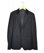 COMME des GARCONS HOMME(コムデギャルソンオム)の古着「テーラードジャケット」|グレー