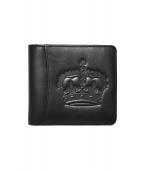 ROYAL ORDER(ロイヤルオーダー)の古着「2つ折り財布」|ブラック