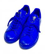 adidas×RAF SIMONS(アディダス×ラフシモンズ)の古着「コラボスタンスミス」|ブルー