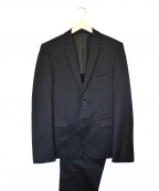 blackbarrett(ブラックバレット)の古着「セットアップスーツ」 ブラック