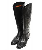 SARTORE(サルトル)の古着「ジョッキーブーツ」 ブラック
