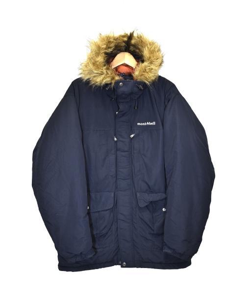mont-bell(モンベル)mont-bell (モンベル) ダウンジャケット ネイビー サイズ:L 1101545の古着・服飾アイテム