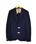 kolor/BEACON(カラービーコン)の古着「テーラードジャケット」|ネイビー