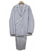 nanamica × NOWHAW(ナナミカ×ノウハウ)の古着「デイパジャマ」 ブルー