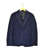 RING JACKET(リングジャケット)の古着「ウールジャケット」|ネイビー