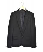 LITHIUM HOMME(リチウムオム)の古着「1Bテーラードジャケット」|ブラック