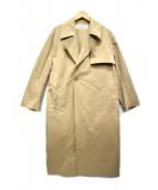 THE SHINZONE(ザ シンゾーン)の古着「トレンチコート」|ベージュ