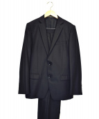ck Calvin Klein(シーケーカルバンクライン)の古着「セットアップスーツ」|ブラック