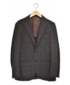 RING JACKET(リングジャケット)の古着「ウールジャケット」|ブラウン