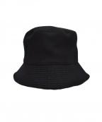 PORTVEL(ポートヴェル)の古着「バケットハット」 ブラック