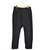 BARENA(バレナ)の古着「イージーパンツ」|ブラック