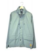 Paul Smith JEANS(ポールスミスジーンズ)の古着「コットンジップジャケット」|ライトグレー