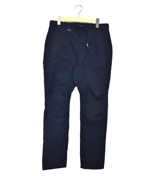 THE NORTHFACE PURPLELABEL(ザノースフェイスパープルレーベル)THE NORTHFACE PURPLELABEL (ザノースフェイスパープルレーベル) ナイロンイージーパンツ ネイビー サイズ:32 APEX FLASHDRY Trekking Pants NT5451Nの古着・服飾アイテム