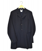 COMME des GARCONS(コムデギャルソン)の古着「3Bジャケット」|ネイビー