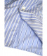 中古・古着 COMME des GARCONS HOMME (コムデギャルソンオム) デザインシャツ スカイブルー サイズ:SS HB-B061 AD2008:7800円