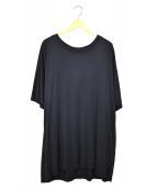 Y-3(ワイスリー)の古着「アートプリントTシャツ」 ブラック