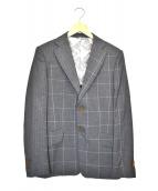 Vivienne Westwood man(ヴィヴィアンウエストウッドマン)の古着「ウールテーラードジャケット」|ライトグレー