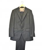 azabu tailor(アザブテーラー)の古着「2Bセットアップスーツ」|ライトグレー