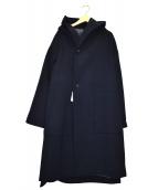 HARE(ハレ)の古着「ビッグフードコート」|ネイビー