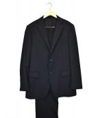 D'URBAN(ダーバン)の古着「2Bスーツ」|ブラック